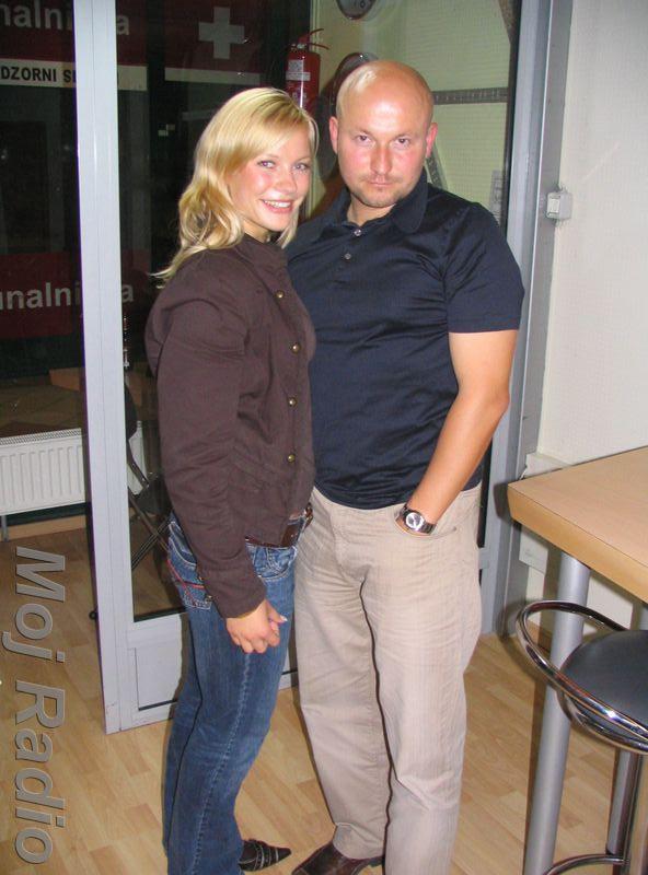 3 KRALJI in Maja Tratnik (September 2006)2