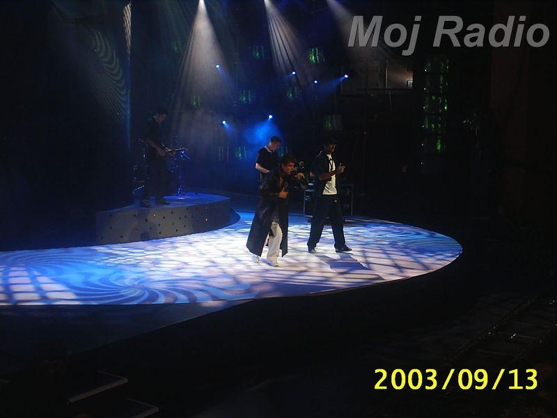 MISS 2003 D-Fact & Klemen Klemen