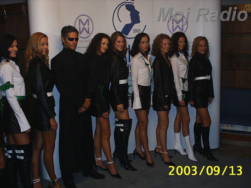 MISS 2003 Misice 2003 desni del