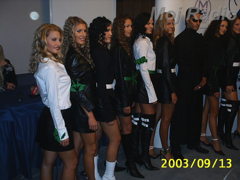 MISS 2003 Misice 2003 levi del