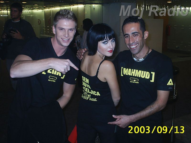 MISS 2003 Novi voditelji na kanalu A