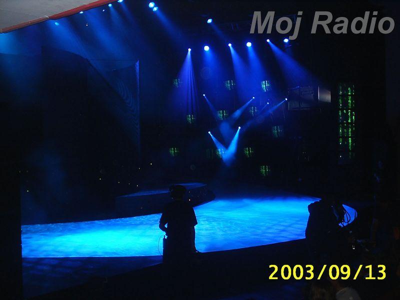 MISS 2003 Oder Scena
