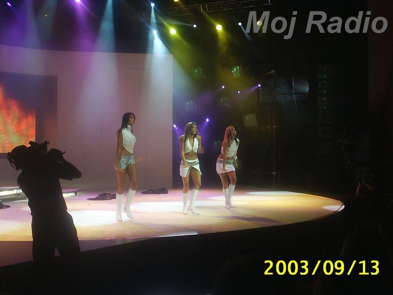 MISS 2003 Sexy dekleta B.B.T